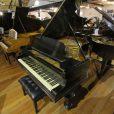 Bechstein Model V boudoir grand piano in a black case