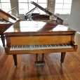 Steinway Model A Boudoir Grand Piano By Sherwood Phoenix Pianos 5
