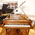 Bechstein Model B Boudoir Grand Piano Mahogany Gate Leg By Sherwood Phoenix Pianos 2