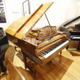 Bechstein Model B Boudoir Grand Piano Mahogany Gate Leg By Sherwood Phoenix Pianos 3