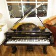 Ibach Twin Pillar Leg Black Baby Grand Piano By Sherwood Phoenix Pianos 2