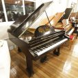 Ibach Twin Pillar Leg Black Baby Grand Piano By Sherwood Phoenix Pianos 3