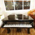 Ibach Twin Pillar Leg Black Baby Grand Piano By Sherwood Phoenix Pianos 7