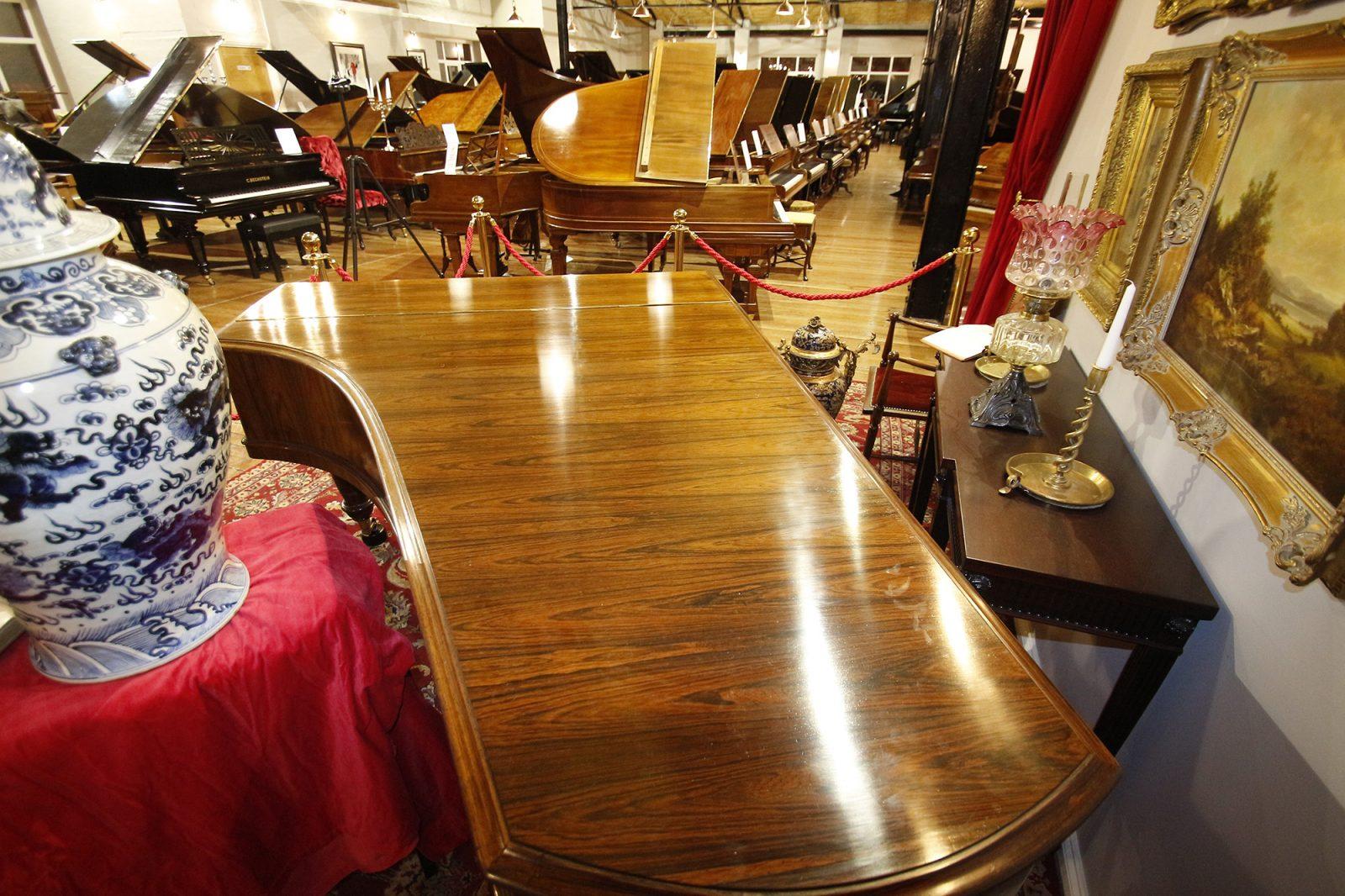 Queen Victoria John Broadwood Grand Piano - Sherwood Phoenix