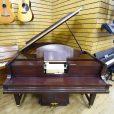 Steinway Model O Baby Grand Piano Mahogany By Sherwood Phoenix Pianos 4