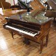 Bechstein Model B Boudoir Grand Piano Rosewood At Sherwood Phoenix Pianos 8