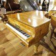 Bluthner Baby Grand Piano Burr Walnut At Sherwood Phoenix Pianos 10