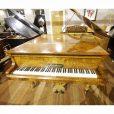 Bluthner Baby Grand Piano Burr Walnut At Sherwood Phoenix Pianos 11