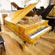 Bluthner Baby Grand Piano Burr Walnut At Sherwood Phoenix Pianos 3