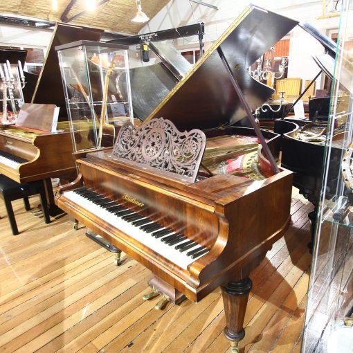 Bluthner antique baby grand piano, in a rosewood case for sale.
