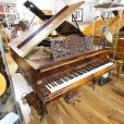 Bluthner Boudoir Grand Piano Antique Rosewood At Sherwood Phoenix Pianos 3