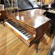 Bluthner Boudoir Grand Piano Antique Rosewood At Sherwood Phoenix Pianos 7