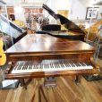 Bluthner Boudoir Grand Piano Antique Rosewood At Sherwood Phoenix Pianos 8