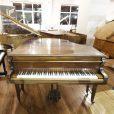 Strohmenger Baby Grand Piano Mahogany At Sherwood Phoenix Pianos 7
