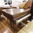 Strohmenger Baby Grand Piano Mahogany At Sherwood Phoenix Pianos 8