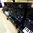 Yamaha U3 Upright Piano Black Polyester Certified Refurbished At Sherwood Phoenix Pianos 5