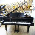 Steinway Model D Concert Grand Piano Black Polyester At Sherwood Phoenix Pianos 2
