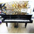 Steinway Model D Concert Grand Piano Black Polyester At Sherwood Phoenix Pianos 6
