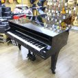 Steinway Model D Concert Grand Piano Black Polyester At Sherwood Phoenix Pianos 7