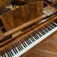 Allison Ba by Grand Piano Walnut At Sherwood Phoenix Pianos 6