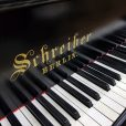 Schreiber Bouodoir Grand Piano Black At Sherwood Phoenix Pianos 4