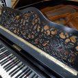 Schreiber Bouodoir Grand Piano Black At Sherwood Phoenix Pianos 6
