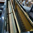 Yamaha U1 Upright Piano Black Polyester At Sherwood Phoenix Pianos 8