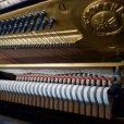 Yamaha Upright Piano Black Polyester At Sherwood Phoenix Pianos 8