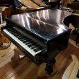 Bechstein Model V Boudoir Grand Piano Restored Black At Sherwood Phoenix Pianos 12