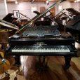 Bechstein Model V Boudoir Grand Piano Restored Black At Sherwood Phoenix Pianos 2