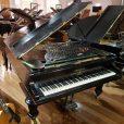 Bechstein Model V Boudoir Grand Piano Restored Black At Sherwood Phoenix Pianos 3