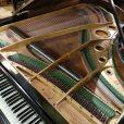 Bechstein Model V Boudoir Grand Piano Restored Black At Sherwood Phoenix Pianos 4