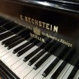 Bechstein Model V Boudoir Grand Piano Restored Black At Sherwood Phoenix Pianos 6