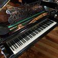 Bechstein Model V Boudoir Grand Piano Restored Black At Sherwood Phoenix Pianos 8
