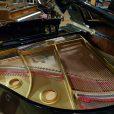 Weber WG-150 Baby Grand Piano Black Polyester At Sherwood Phoenix Pianos 5