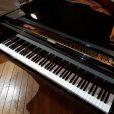 Weber WG-150 Baby Grand Piano Black Polyester At Sherwood Phoenix Pianos 6