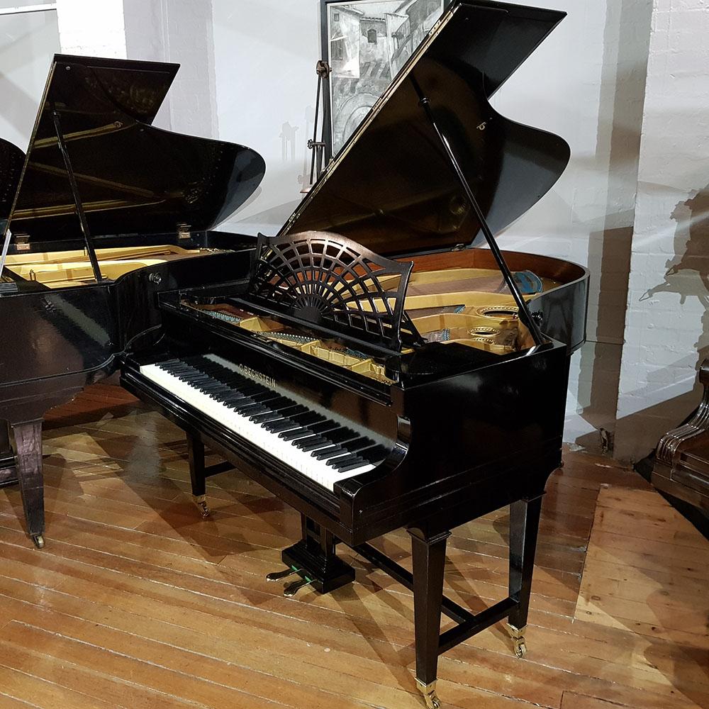 Used Bechstein Model B Grand Piano Black