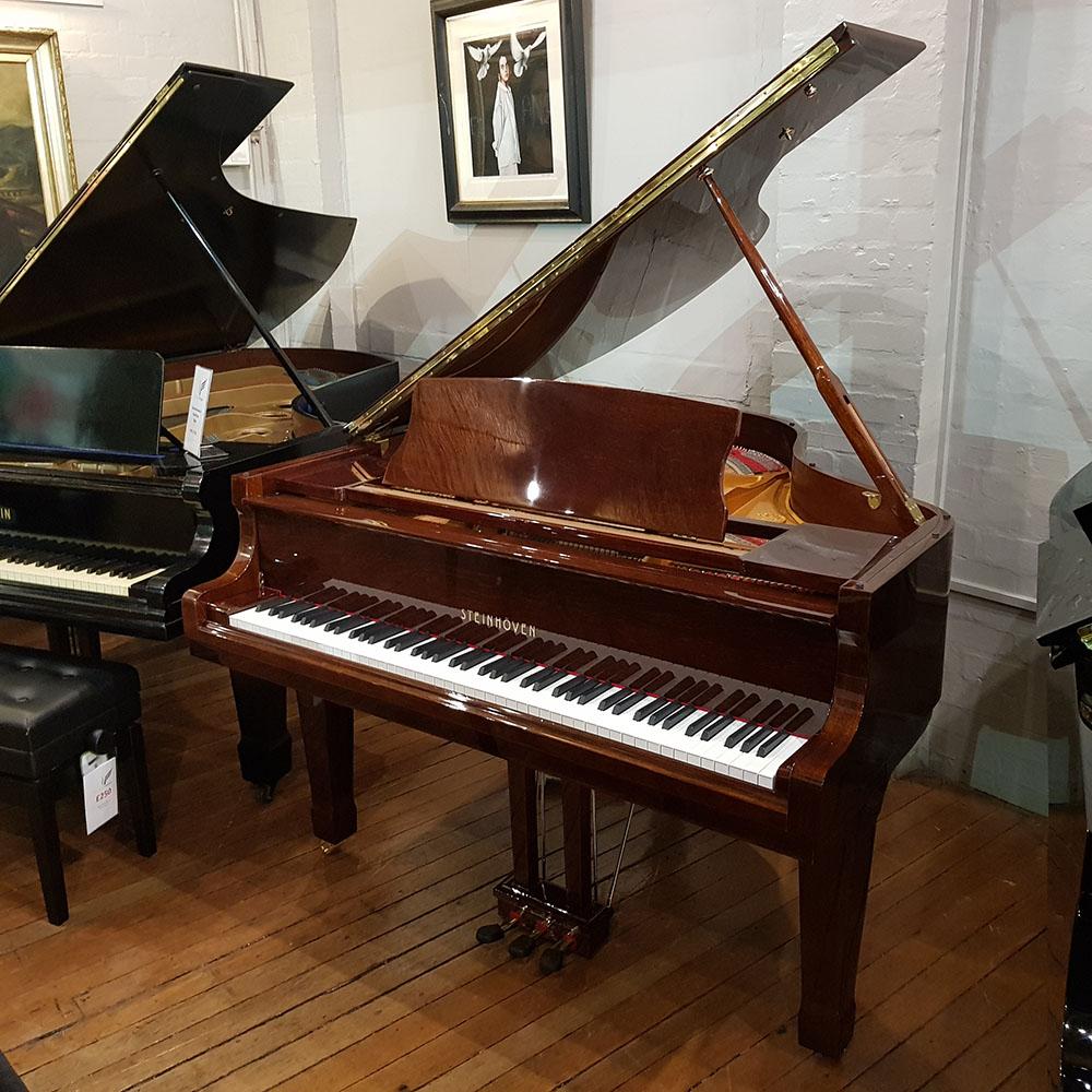 New Steinhoven GP148 Baby Grand Piano | Sherwood Phoenix